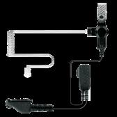 透明管耳机JH-801-2