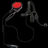 骨导对讲机耳机NR G08-1