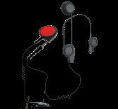 骨导对讲机耳机 NR T09