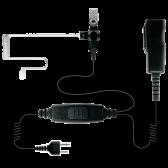 透明管耳机JH-803-1