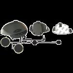 无线对讲摩托车耳机BT01