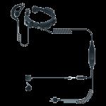 重型喉控耳机JH-324-7
